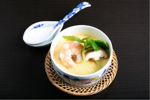 特製 海鮮茶碗蒸し